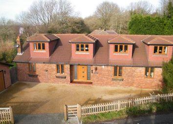 Thumbnail 4 bed detached house for sale in Hillcrest Road, Biggin Hill, Westerham Kent