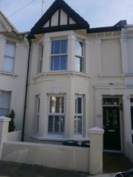Thumbnail 1 bed flat to rent in Tamworth Road, Hove