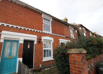 Thumbnail 2 bed terraced house to rent in Nottidge Road, Ipswich