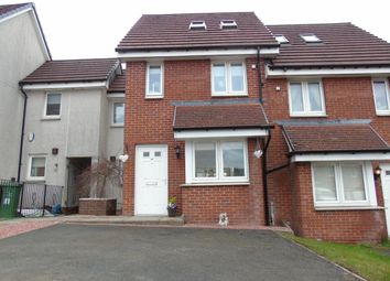 Thumbnail 3 bed town house for sale in Millgate Crescent, Caldercruix, Airdrie ML6, North Lanarkshire