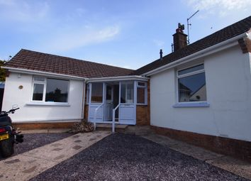 Thumbnail 3 bed detached bungalow to rent in Manor Mill Road, Knowle