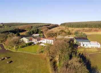 Thumbnail 6 bed equestrian property for sale in Neilston, Glasgow, East Renfrewshire