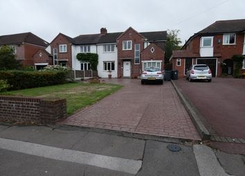 Thumbnail 4 bed semi-detached house for sale in Chester Road North, Sutton Coldfield