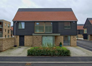 Thumbnail 3 bedroom detached house for sale in Royal Way, Trumpington, Cambridge