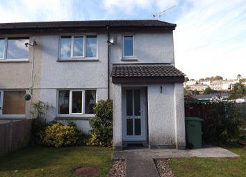 Thumbnail 3 bed semi-detached house for sale in Aberdeen Close, St. Blazey, Par