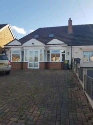 Thumbnail 4 bed bungalow to rent in Coventry Road, Sheldon, Birmingham