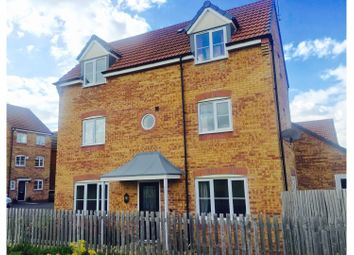 Thumbnail 4 bed detached house for sale in Goodheart Way, Thorpe Astley