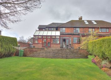 Thumbnail 4 bed semi-detached house for sale in Beechfield, Grasscroft, Oldham