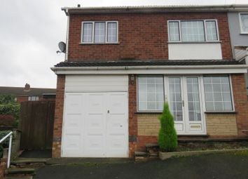 Thumbnail 2 bed semi-detached house for sale in Denton Grove, Great Barr, Birmingham, West Midlands