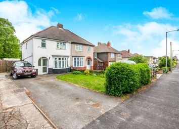 Thumbnail 3 bed semi-detached house for sale in Pye Green Road, Hednesford, Cannock, Staffordshire