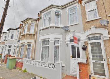 Thumbnail 3 bed terraced house for sale in Cheshunt Road, Forest Gate, London