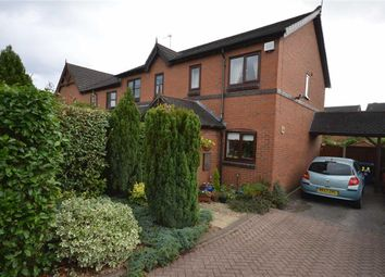 Thumbnail 2 bed town house for sale in Meadowbrook Court, Stone
