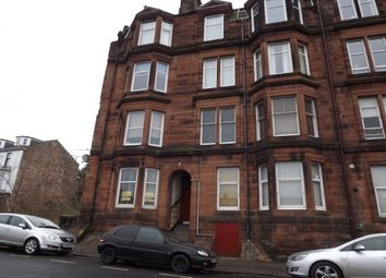 Thumbnail 1 bed flat to rent in Houston Street, Greenock