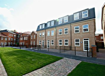 Thumbnail 2 bed flat for sale in Sissinghurst Court, Main Street, Dickens Heath, Solihull