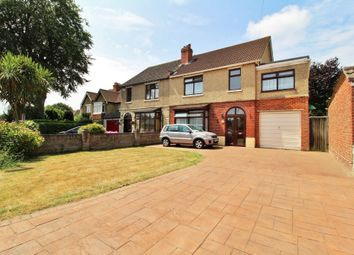 4 bed semi-detached house for sale in Court Lane, Drayton, Portsmouth PO6