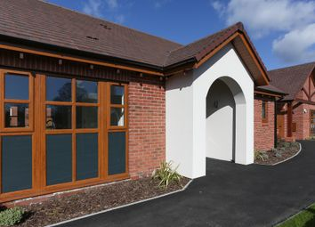 Thumbnail 2 bed semi-detached bungalow for sale in Albany Lane, Balsall Common, Coventry