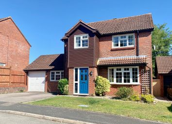 4 bed detached house for sale in Waverley Drive, South Wonston, Winchester SO21