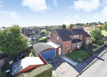 Thumbnail 3 bedroom semi-detached house for sale in The Crescent, Welwyn, Hertfordshire