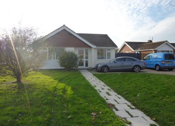 Thumbnail 2 bed bungalow to rent in Link Way, Pagham, Bognor Regis