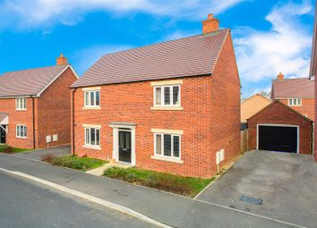 Thumbnail 3 bed detached house for sale in Kielder Street, Desborough