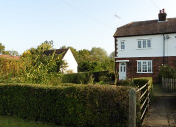 Thumbnail 3 bed semi-detached house to rent in Elm Cottages, Green Lanes, White Notley, Witham