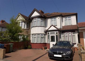 Thumbnail 6 bed semi-detached house for sale in Streatfield Road, Harrow, Middlesex