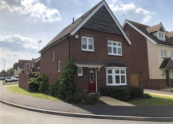 Thumbnail 3 bed detached house for sale in Hopyard Coppice Avenue, Worcester, Worcestershire