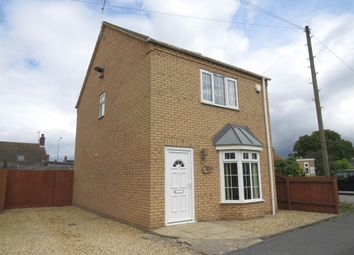 Thumbnail 3 bed detached house for sale in Ely Row, Terrington St. John, Wisbech