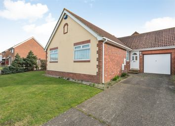 Thumbnail 3 bed link-detached house for sale in Britannia Avenue, Whitstable, Kent