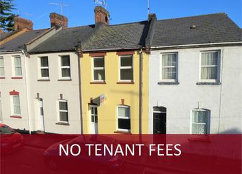 Thumbnail 2 bedroom terraced house to rent in Wonford Street, Exeter, Devon