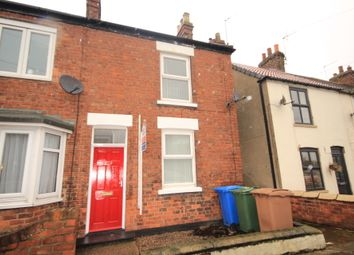 Thumbnail 2 bed terraced house to rent in Grovehill Rd, Beverley