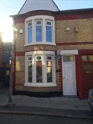 Thumbnail 2 bed end terrace house to rent in Sunbeam Road, Old Swan, Liverpool