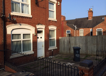 Thumbnail 3 bed end terrace house to rent in Mount Avenue Mount Avenue, Leicester