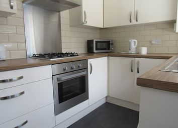 Thumbnail 4 bed terraced house to rent in Stafford Road, Preston