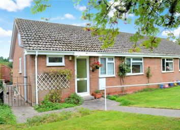 Thumbnail 3 bed semi-detached bungalow for sale in Butts Way, North Tawton