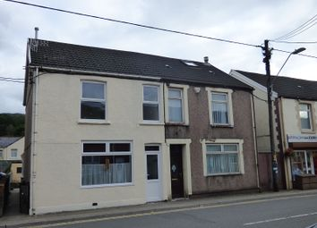 Thumbnail 3 bed semi-detached house to rent in High Street, Glynneath, Neath.