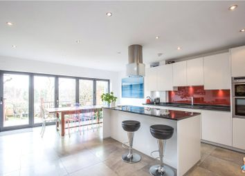 Thumbnail 4 bed semi-detached house for sale in Lyndhurst Gardens, Church End, London