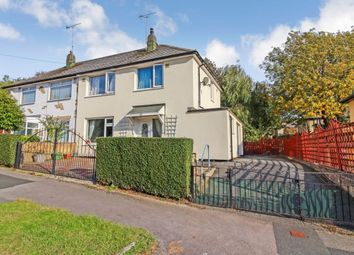 Thumbnail 3 bed semi-detached house for sale in Deanswood Drive, Leeds