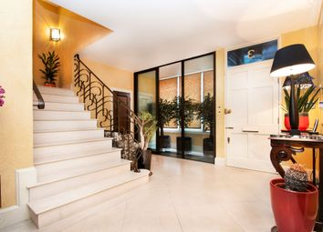Thumbnail 5 bed mews house to rent in Lyall Mews, Belgravia