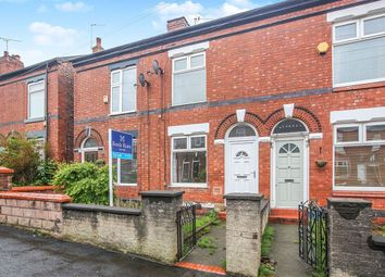Thumbnail 2 bed terraced house to rent in Banks Lane, Stockport