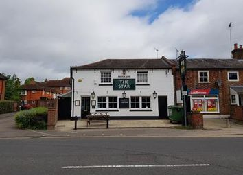 Thumbnail Pub/bar for sale in The Star, 27 Reading Road, Pangbourne, Reading