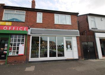 Thumbnail Retail premises for sale in Woodsend Road, Urmston, Manchester