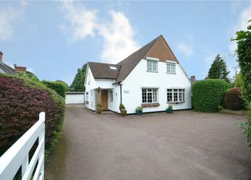 Thumbnail 4 bedroom detached house for sale in Pack Lane, Basingstoke, Hampshire