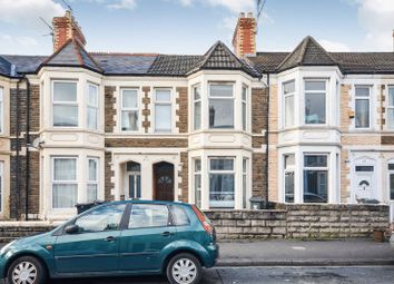 Thumbnail 4 bedroom terraced house to rent in Tewkesbury Street, Cathays, Cardiff
