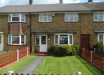 Thumbnail 3 bed terraced house for sale in Danescroft Close, Leigh-On-Sea, Essex