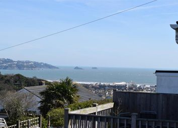 Thumbnail 2 bed semi-detached bungalow for sale in Primley Park, Paignton, Devon