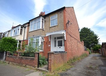 Thumbnail 5 bed terraced house for sale in Linden Road, Abington, Northampton