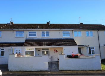 Thumbnail 3 bed terraced house for sale in Llanmartin, Newport