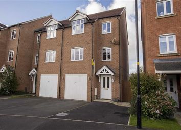 Thumbnail 4 bedroom town house for sale in Goldfinch Drive, Catterall, Preston