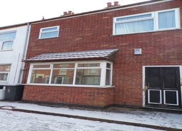 Thumbnail 1 bed property to rent in Rowland Street, Rugby